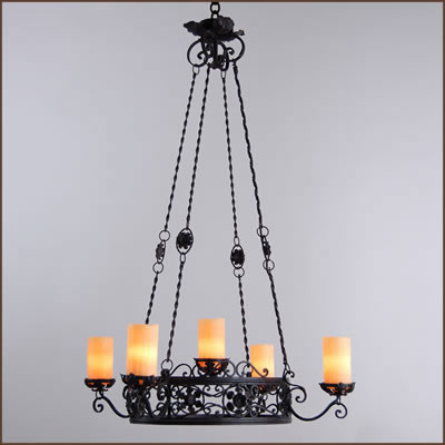 ANTIQUES - Chandeliers